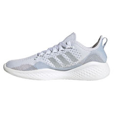 adidas Fluidflow 2.0 Womens Casual Shoes White/Silver US 6, White/Silver, rebel_hi-res