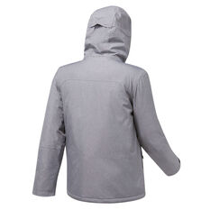 Tahwalhi Mens Tahoe Ski Jacket Grey S, Grey, rebel_hi-res