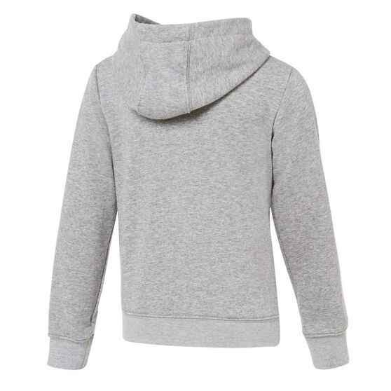 Nike Girls Volume Fleece Futura Full Zip Hoodie, , rebel_hi-res