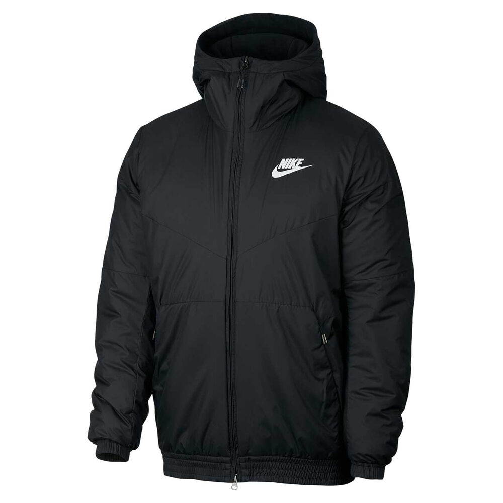 f9a6dd410 Nike Mens Sportswear Synthetic Fill Jacket, Black, rebel_hi-res