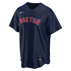 Boston Red Sox 2020 Mens Alternate Jersey Navy S, Navy, rebel_hi-res