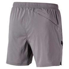 Puma Mens Ignite Woven 5 Inch Shorts Grey S, Grey, rebel_hi-res
