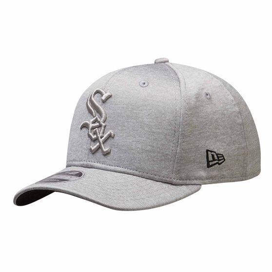 Chicago White Sox New Era 9FIFTY Shadow Tech Cap Grey, Grey, rebel_hi-res