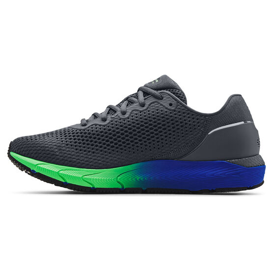 Under Armour HOVR Sonic 4 Mens Running Shoes, Grey/Pink, rebel_hi-res