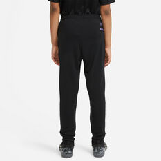 Nike Boys Kylian Mbappe Dri-Fit Pants Black XS, Black, rebel_hi-res