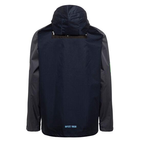 NSW Blues State of Origin 2020 Mens Vaposhield Wet Weather Jacket, Navy, rebel_hi-res