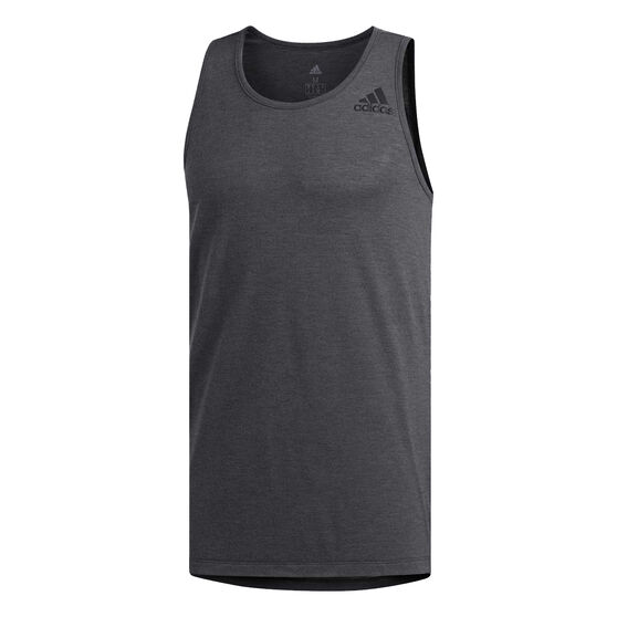 adidas Mens Prime Tank, Grey, rebel_hi-res