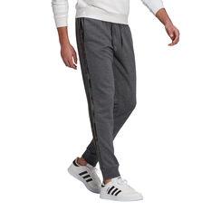 adidas Mens Essential Camo Pants Grey XS, Grey, rebel_hi-res