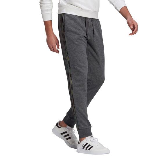 adidas Mens Essential Camo Pants, Grey, rebel_hi-res