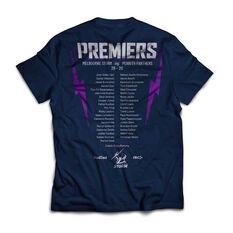 Melbourne Storm 2020 Kids Premiers Tee Purple 8, Purple, rebel_hi-res