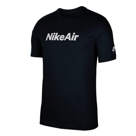 Nike Air Mens Tee, Black, rebel_hi-res