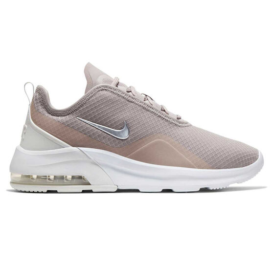 Integral adolescente Retrato  Nike Air Max Motion 2 Womens Casual Shoes Pink / Silver US 11 | Rebel Sport