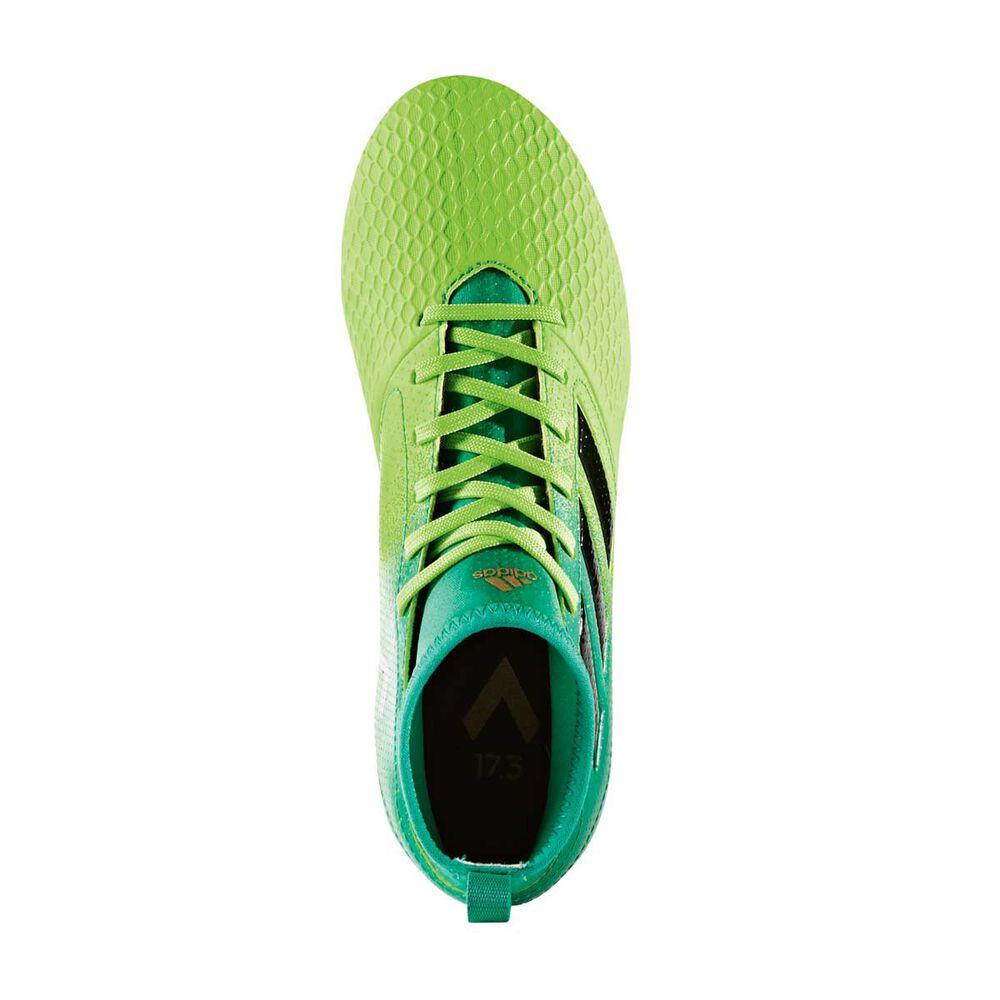 new arrival 66238 983dd adidas ACE 17.3 Junior Football Boots Green / Black US 2 ...
