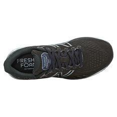 New Balance 880v11 Womens Running Shoes, Black/White, rebel_hi-res