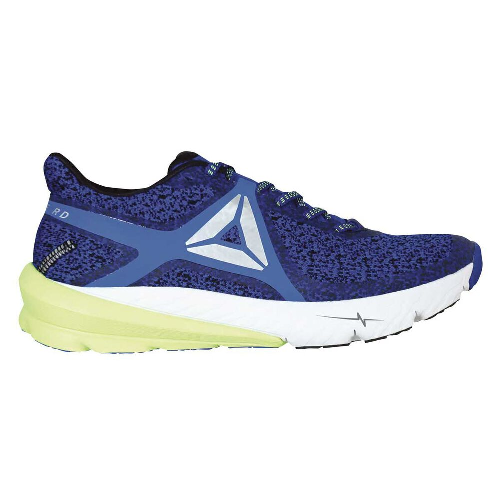 1d8101f599c0dc Reebok One Series Grasse Road Mens Running Shoes Blue   White US 7 ...