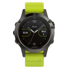 Garmin Fenix 5 GPS Heart Rate Watch, , rebel_hi-res