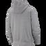 Nike Mens Sportswear Club Fleece Full-Zip Hoodie, Dark Grey, rebel_hi-res