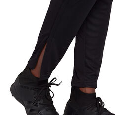 adidas Womens Tiro 21 Training Pants Black S, Black, rebel_hi-res