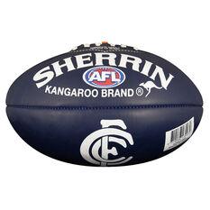 Sherrin AFL Carlton Blues Softie Ball, , rebel_hi-res