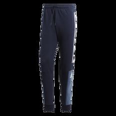 adidas Mens Sport ID Pants Navy S, Navy, rebel_hi-res