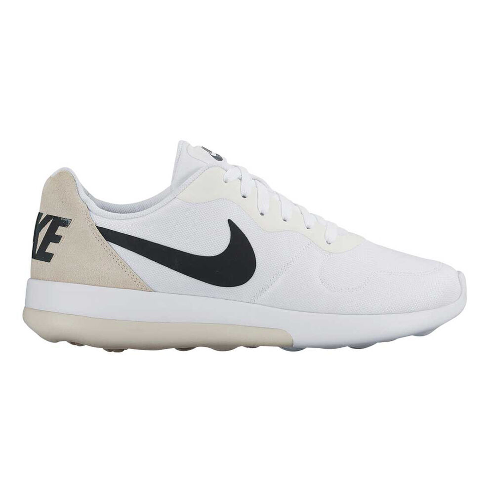 online store ce12b bff1a Nike MD Runner 2 Mens Casual Shoes White   Black US 7, White   Black