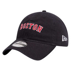 Boston Red Sox 2019 New Era 9TWENTY Wash Script Cap, , rebel_hi-res
