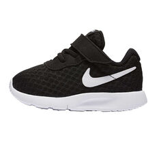promo code 1f661 96328 ... Nike Tanjun Toddlers Shoes Black   White US 3, Black   White, rebel hi-