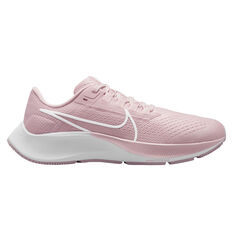 Nike Air Zoom Pegasus 38 Womens Running Shoes Pink/White US 6, Pink/White, rebel_hi-res