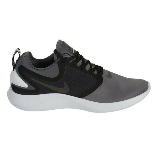 Nike LunarSolo Mens Running Shoes, Black / Grey, rebel_hi-res