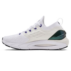 Under Armour HOVR Phantom 2 Colourshift Mens Running Shoes White/Green US 7, White/Green, rebel_hi-res