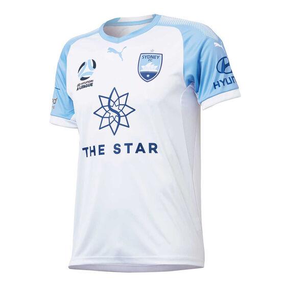 Sydney FC 2018 / 19 Mens Away Jersey L, , rebel_hi-res