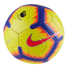 Nike Premier League Strike Football Ball Yellow / Purple 4, Yellow / Purple, rebel_hi-res