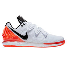 Nike Air Zoom Vapor X Kyrie 5 Mens Tennis Shoes White / Black US 7, White / Black, rebel_hi-res