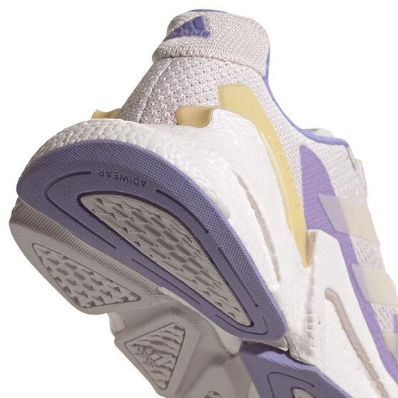 adidas X9000L4 Womens Casual Shoes, Purple/White, rebel_hi-res