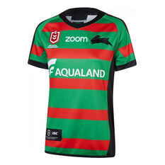 South Sydney Rabbitohs 2019 Womens Home Jersey Red / Green 8, Red / Green, rebel_hi-res
