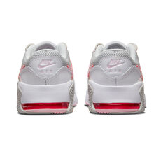 Nike Air Max Excee Kids Casual Shoes, White/Pink, rebel_hi-res