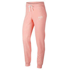 Nike Womens Sportswear Sweatpants Coral XS, , rebel_hi-res
