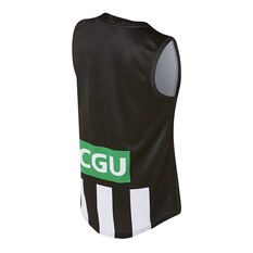 Collingwood Magpies 2019 Kids Home Guernsey Black / White 8, Black / White, rebel_hi-res
