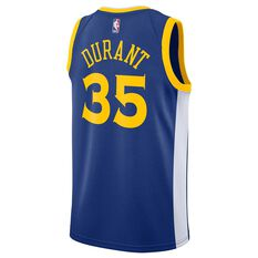 c8f857fd66a ... Nike Golden State Warriors Kevin Durant 2019 Mens Swingman Jersey Rush  Blue S, Rush Blue