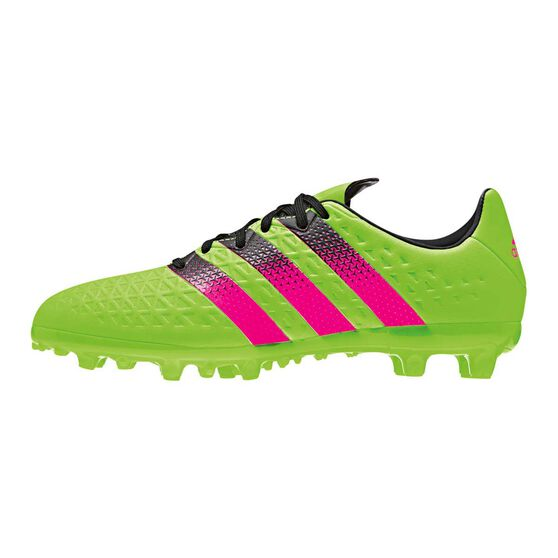 adidas Ace 16.3 Junior Football Boots Green   Green US 12 Junior ... 13af03941