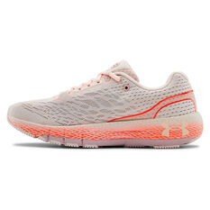 Under Armour HOVR Machina Womens Running Shoes Red / Pink US 6, Red / Pink, rebel_hi-res