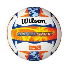 Wilson Quicksand Aloha Beach Volleyball 5, , rebel_hi-res