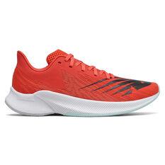 New Balance FuelCell Prism Mens Running Shoes Orange US 8, Orange, rebel_hi-res