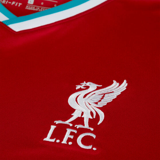 Liverpool FC 2020/21 Mens Stadium Home Jersey, Red, rebel_hi-res