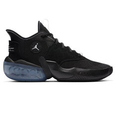 Nike Jordan React Elevation Mens Basketball Shoes Black US 7, Black, rebel_hi-res