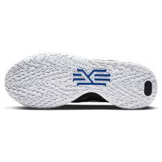 Nike Kyrie VII Mens Basketball Shoes, Black/White, rebel_hi-res