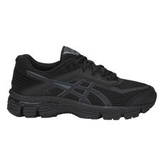 Asics GT 2000 6 Kids Running Shoes Black US 1, Black, rebel_hi-res
