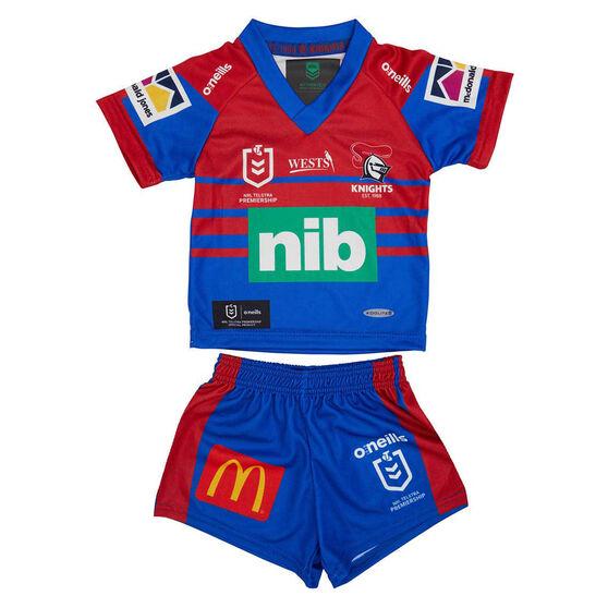 Newcastle Knights 2020 Infants Home Kit, , rebel_hi-res
