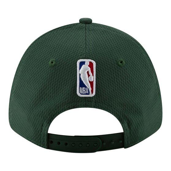 Milwaukee Bucks New Era 9FORTY Back Half Stretch Snap Cap, , rebel_hi-res