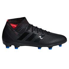 4fe0dea79 adidas Nemeziz 18.3 Mens Football Boots Black US 7